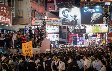 Hong Kong : pas de vacances pour la crise !