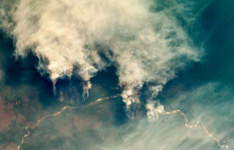 Amazonie : l'incendie met le feu aux poudres