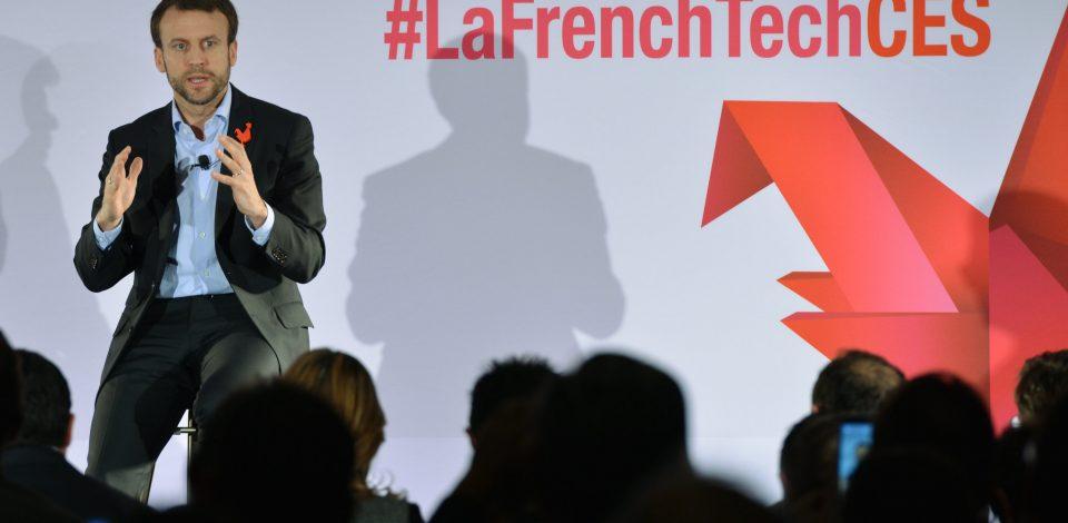 Accélération du côté des start-up françaises