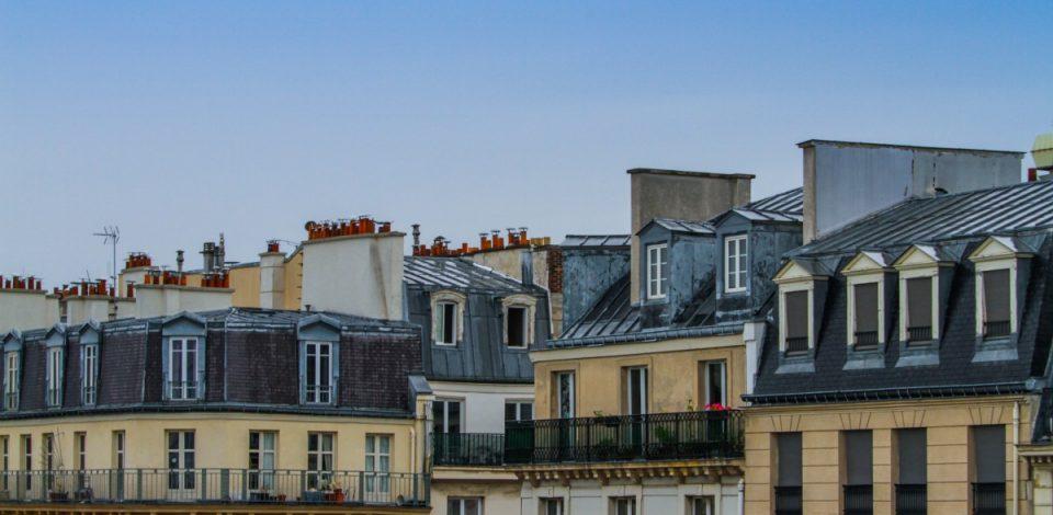 A Paris, l'immobilier flambe !