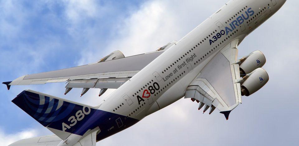 Airbus redevient le roi des cieux