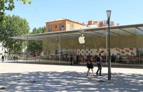 Réouverture des Apple store français