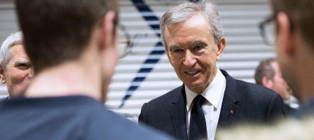 Bernard Arnault (LVMH): «les signes de reprise sont assez vigoureux»