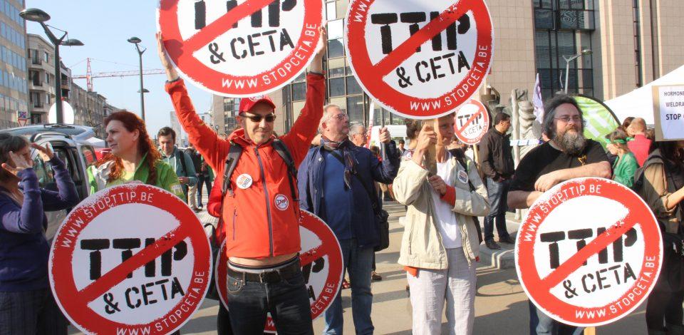 Le CETA serait très favorable aux agriculteurs français
