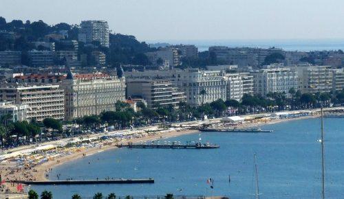 A Cannes, la publicité gagne le large