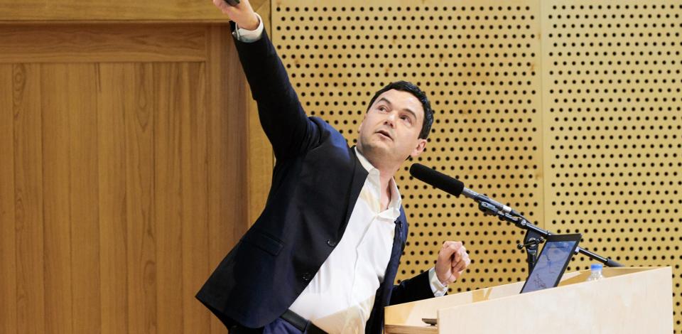 Pourquoi Thomas Piketty n'est pas un extrémiste