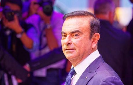 Carlos Ghosn en fuite au Liban