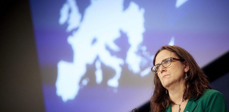 L'Union européenne va répondre aux sanctions américaines