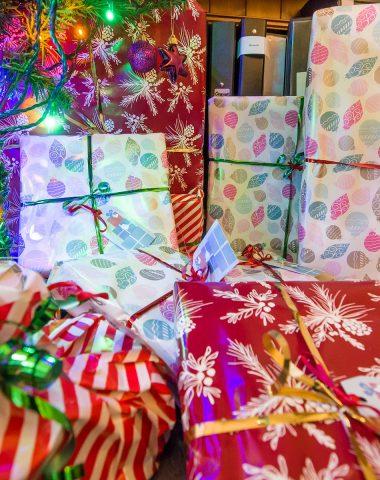 À Noël, l'environnement n'est pas à la fête