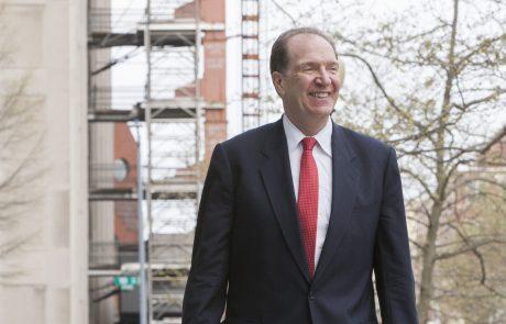 Un fidèle de Donald Trump à la tête de la Banque mondiale