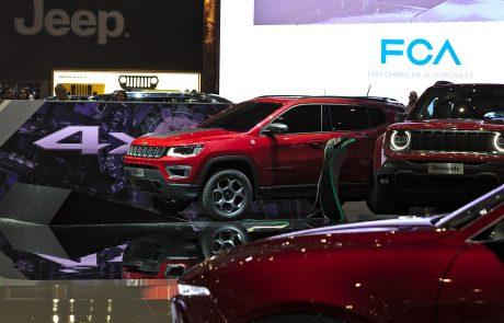 Fiat Chrysler accusé d'avoir corrompu des syndicalistes