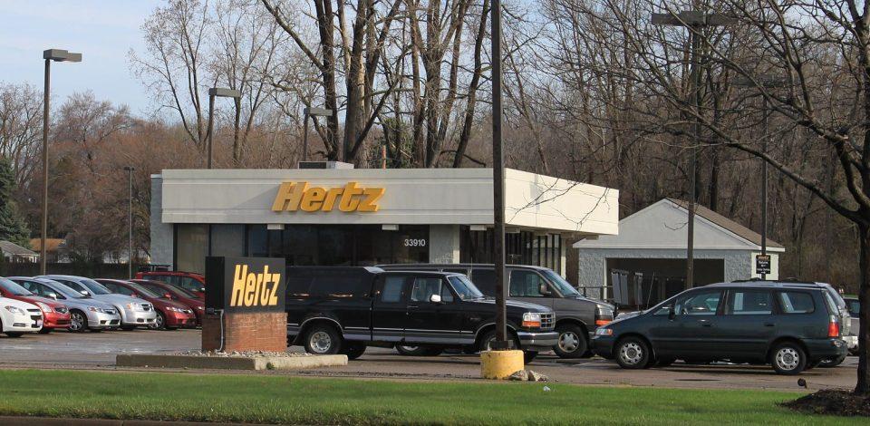 Hertz se déclare en faillite