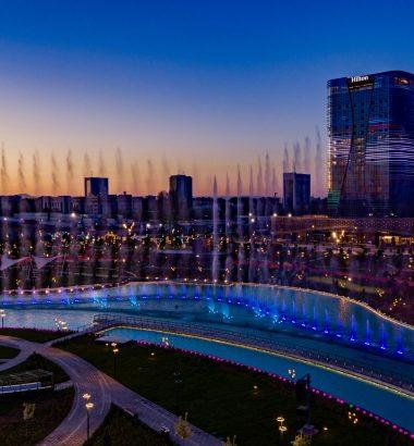 L'Ouzbékistan se développe rapidement malgré la crise