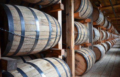 Aux Etats-Unis, 45 000 tonneaux de bourbons partent en fumée
