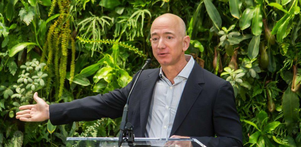 Amazon se met au vert