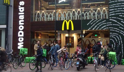 La vente de repas à emporter : grande gagnante de la crise