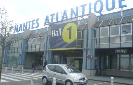 Quelques aménagements pour l'aéroport de Nantes-Atlantique