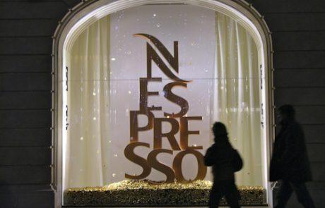 Nespresso quitte les Champs-Elysées