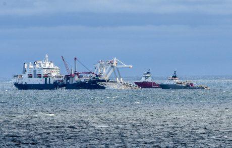 Le Danemark autorise la construction de Nord Stream 2