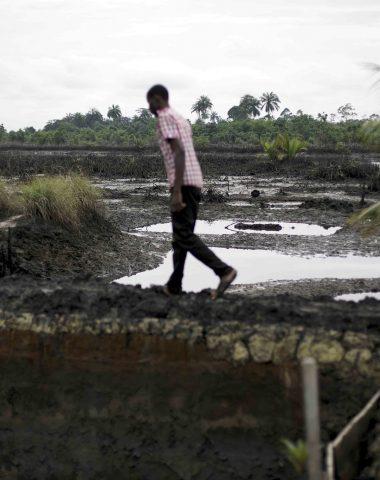 Enorme gisement de pétrole découvert au Nigéria
