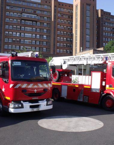 Menace de grève chez les pompiers