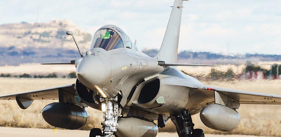 Chute des ventes d'armes françaises en 2020