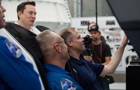Décollage réussi pour SpaceX