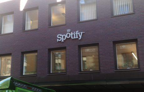 Spotify ajoute du live à sa playlist