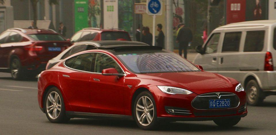 L'Etat chinois ne veut plus rouler en Tesla