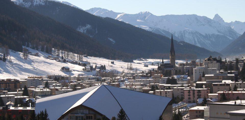 Quand Davos se met au vert