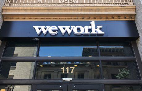 WeWork sauvé de la faillite par la banque japonaise SoftBank