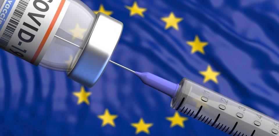 Vaccination en retard : un coût de 123 milliards d'euros pour l'Europe ?