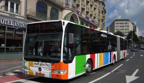 Au Luxembourg, tous les transports sont désormais gratuits