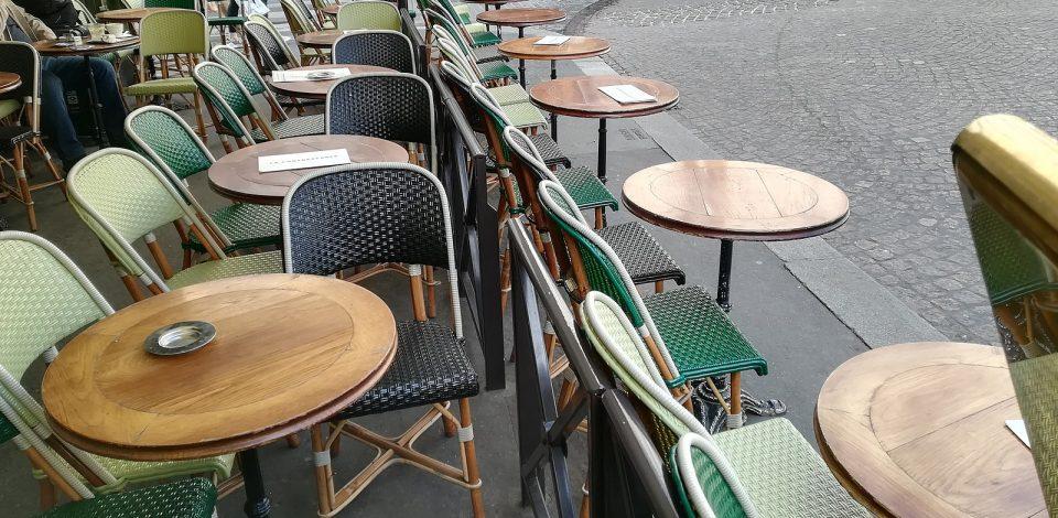 Les terrasses éphémères parisiennes vont devenir payantes